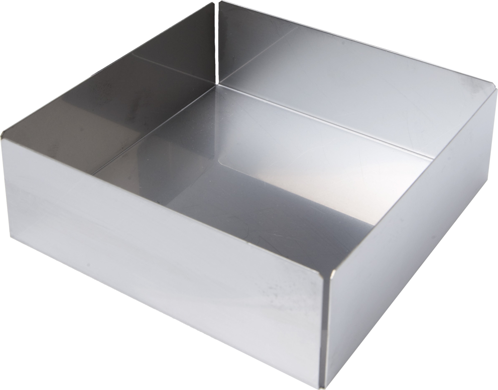 labrepco standard 2 aluminum boxes without dividers