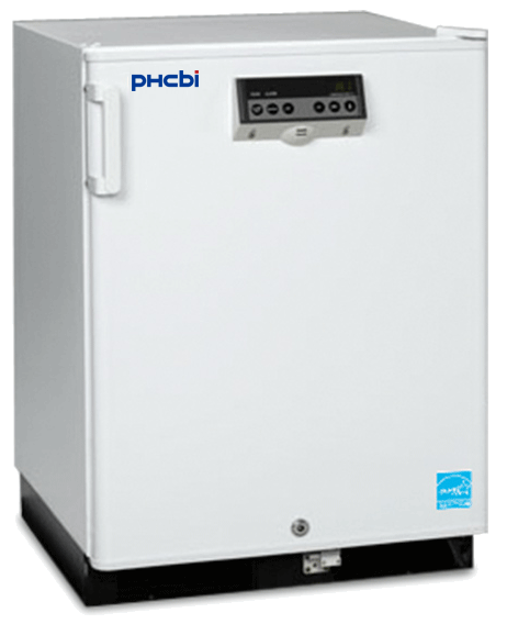 PHCbi (formerly Panasonic) SF Series 5.5 Cu. Ft. Manual Defrost Undercounter Medical Freezer