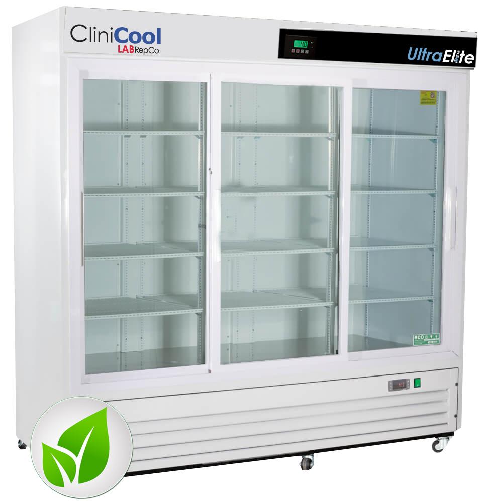 Clinicool 169 Ultra Elite Series 69 Cu Ft Sliding Glass