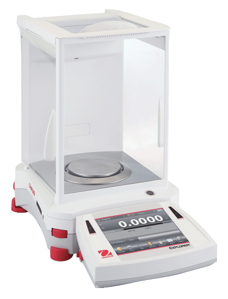 Free Printer with Purchase of Ohaus Explorer Balances
