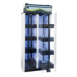 Filtered Chemical Storage Cabinets