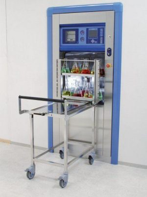 Biocontainment Sterilizers