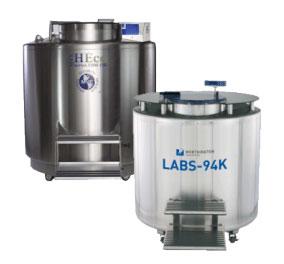 Cryogenic LN2 Freezers