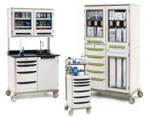 Metro® Starsys® Carts, Cabinets and Mobile Workcenters