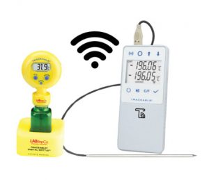 Thermometers & Data Loggers for Cold Storage