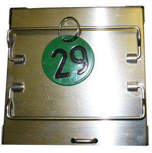Freezer Rack Labeling & Identification - LabRepCo, LLC