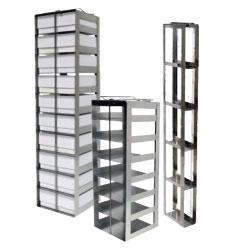 Vertical Freezer Racks for Liquid Nitrogen & Chest Freezers
