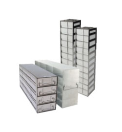 Freezer Racks and Inventory Systems