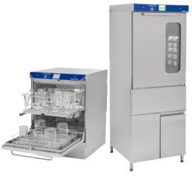 Glassware Washers & Dryers
