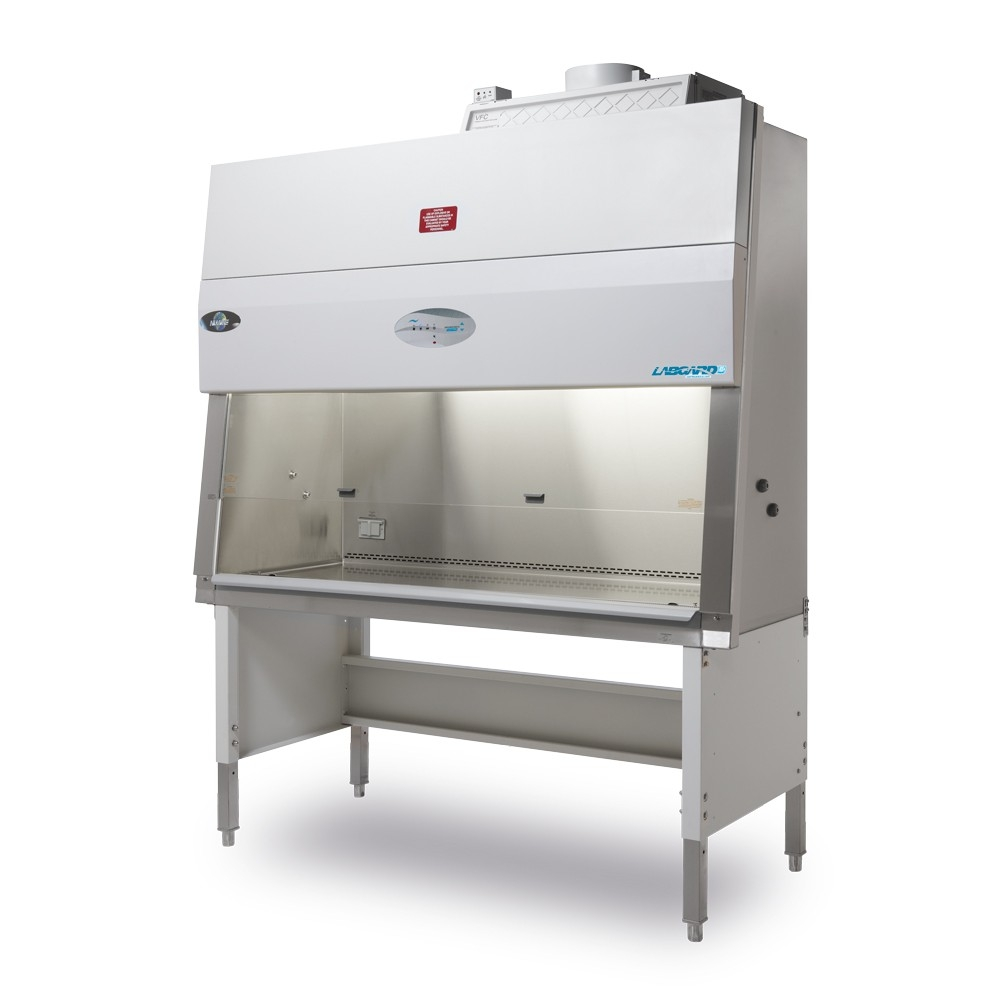 NuAire LabGard ES (Energy Saver) NU-540 Class II, Type A2 Biosafety Cabinet with AeroMax™ Control