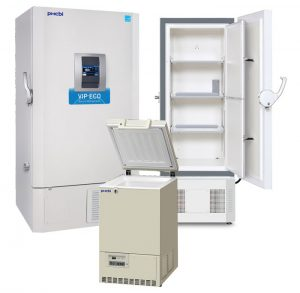 Low Temp & Ultra Low Temp Freezers (-40, -86, -150)
