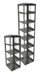 Vertical Freezer Racks for 3.75″ Boxes