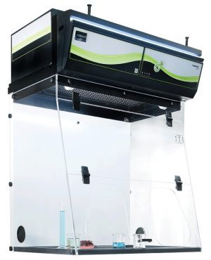Ductless Fume Hoods for Animal Perfusion