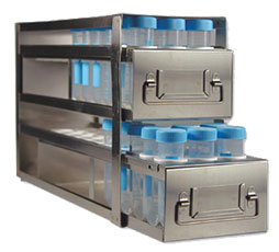 Upright Freezer Racks for Centrifuge (Conical) Tubes