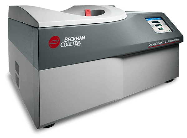 Optima™ Max-XP Tabletop Ultracentrifuge - Beckman Coulter