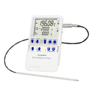 LN2 Thermometers & Data Loggers