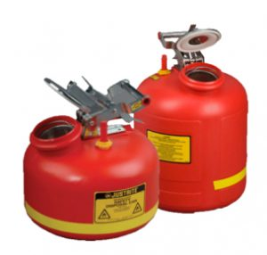 Liquid Waste Disposal Safety Cans