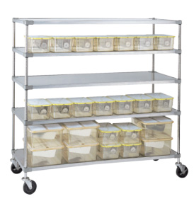 Autoclavable Cage Racks