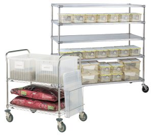 Vivarium Carts and Racks