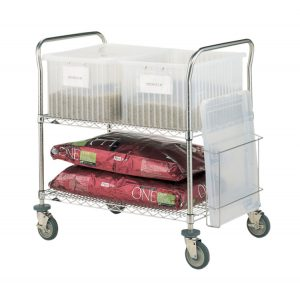 Lab Animal Feed Carts