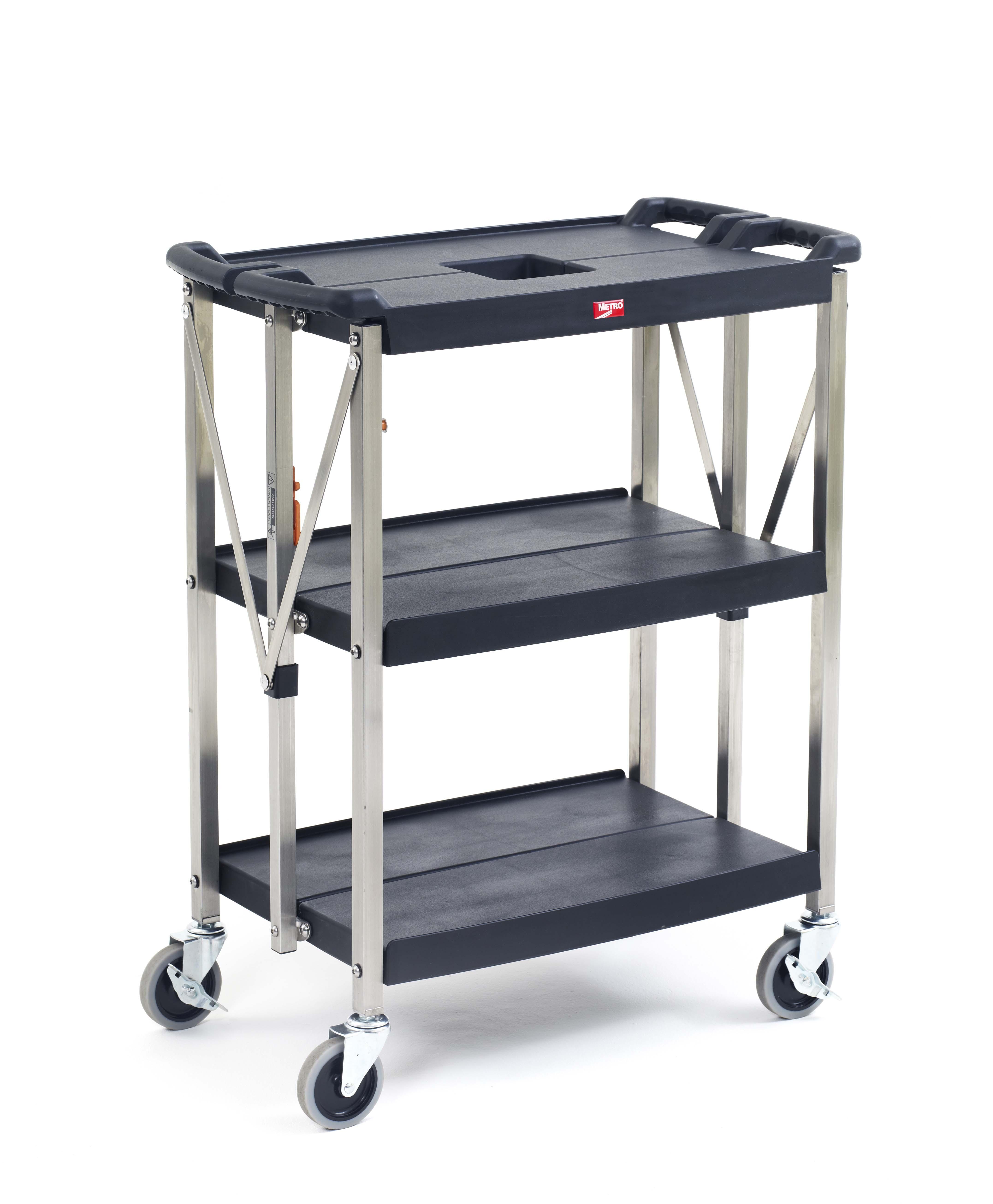 Myfold Polymer Utility Cart