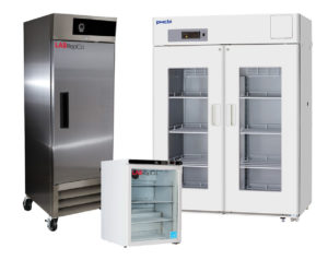 Laboratory & Medical Refrigerators
