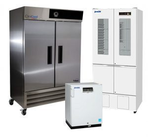 Refrigerators & Freezers for Vaccine Storage