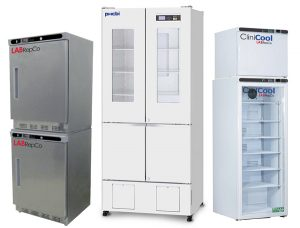 Laboratory & Medical Refrigerator/Freezer Combination Units