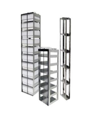 Vertical Freezer Racks for Liquid Nitrogen (LN2) & Chest Freezers